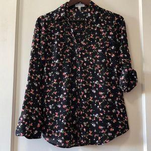 Floral Express Portofino Shirt - M